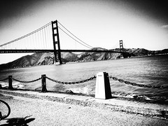 Golden gate # #photography #landscape #blackandwhitephotography #sanfrancisco #gorgeous #bridge #blackandwhite #tourist #yay #nikond3100 (brinksphotos) Tags: sanfrancisco bridge blackandwhite landscape photography gorgeous yay tourist blackandwhitephotography nikond3100