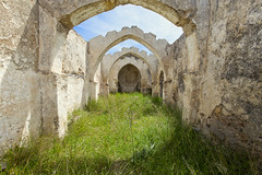 Church (klickertrigger) Tags: abandoned church decay may meadow sunny mai 2015 stefandietze