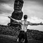 Hanga Kio´e, Hana Kao Kao, Rapa Nui (Easter Island), Chile. thumbnail