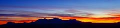 Chisos Sunset