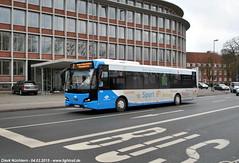1362 (MS-ST 1362) auf der Schorlemerstrae (B100S) Tags: bus altstadt mnster innenstadt stadtwerke vdl testbus