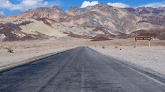 Artist Drive - Death Valley National Park, California (remy_jourde) Tags: california road nationalpark deathvalley artistdrive