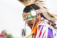 The Blindfold (Ben-ah) Tags: festival brooklyn dance indian feather nativeamerican bead ribbon americanindian regalia powwow indigenouspeople redhawk