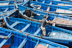 Harbour of Essaouira (Matthias58) Tags: people man ma fisherman ship harbour places equipment morocco vehicle essaouira marokko fishermanboat canoneos6d marrakechtensiftalhaouz canonef2470mmf28liiusm