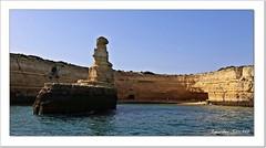 Praia da Morena - El Algarve - Portugal (Lourdes S.C.) Tags: costa portugal oceano acantilados costaatlntica elalgarve