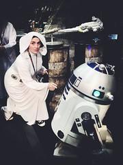 (Mark Whiteman) Tags: princessleia comiccon2016 sandiegocomicon cosplay starwars leia