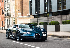 Blue Carbon (Aimery Dutheil photography) Tags: bugatti bugattiveyron bugattiveyronsupersport supersport ss veyronsupersport bluecarbon carbon blue w16 turbo french sloanestreet london londoncars londonsupercars supercar exotic fast speed amazing canon 70d
