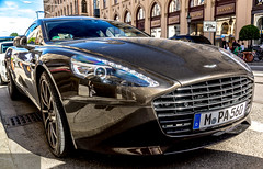 Aston Martin Rapide S (lavilyse) Tags: rapides rapide astonmartinrapide astonmartinrapides astonmartin astonmartinautomotive madeinengland handmade