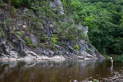 The Zen of Fishing (The_3rd_eye_digital) Tags: westvirginia flyfishing northfork senecarock