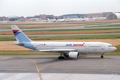 F-BUAP Airbus A.300B2-1C Air Inter (pslg05896) Tags: fbuap airbus a300 airinter tls toulouse blagnac lfbo