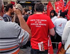 2016 Durham Miners Gala (Alan_Brown) Tags: tradeunions durhamminersgala alanbrown fujix20