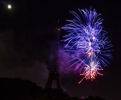 _MG_4745 (Amit Aggarwal0990) Tags: fireworks bastille paris eiffel amit bw night celebration