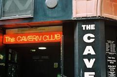 The Cavern Club (franhinchliffe) Tags: thebeatles liverpool kodak olympusom10 olympus analogphotography analog 35mmphotography 35mmfilm 35mm filmphotography film photography phtography