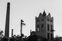 Polea (jolurove) Tags: streetphotography nikon d3300 azucarerasanisidro factory granada spain blackandwhite blackwhite architechture