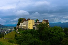 Lenzburg Castle (mattias811) Tags: castle switzerland lenzburg aargau hilltop bastion nikon d7200
