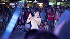 Van Mai Huong (tj.blackwell) Tags: vietnam saigon hochiminhcity urban summer travel city tourism world sony a7 a7ii modern life wow vanmaihuong singer pretty girl celebrity famous vietnamese fashionshow aodai district1 crowd people audience