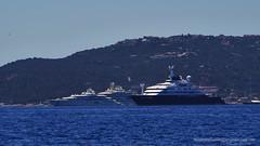 Super Mega Yacht Haven (Sailor Alex) Tags: boat sailboat sloop vessel sardinia yachting cruising cruisers yacht sea sailing