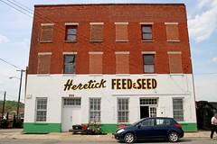 Heretick Feed & Seed (jschumacher) Tags: virginia petersburg petersburgvirginia building