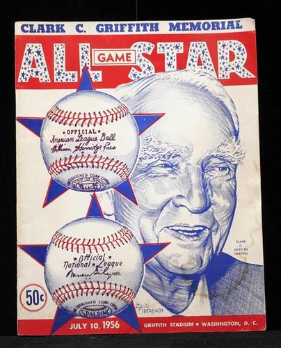 Clark C. Griffith Memorial Allstar Program ($112.00)