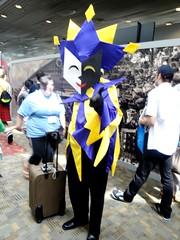 Dimentio (Wrath of Con Pics) Tags: otakon otakon2012 cosplay supermariobros papermario dimentio