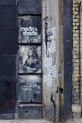 Mona Lisa (OliveTruxi (1 Million views Thks!)) Tags: don endless london londres paul smith spray street streetart streetartlondon urban urbanart england