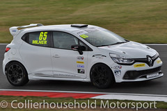 Clio Cup - Q (8) Craig Milner (Collierhousehold_Motorsport) Tags: cliocup renault clio renaultclio toca snetterton wdemotorsport pyro cooksport teambmr