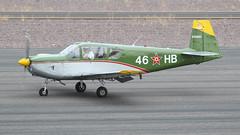 Brasov IAR 823 N129GC (ChrisK48) Tags: 46hb aircraft airplane blueairtraining brasov dvt hb46 iar823 iarsabraov kdvt n129gc phoenixaz phoenixdeervalleyairport cn55 exromanianairforce