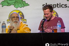 James Randi - Dragon Con [Gallery]