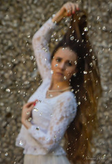 18 aprile 2015. Svetlana a Villa d'Este, Tivoli (Roma) (adrianaaprati) Tags: ritratto portrait bellezza beaut beauty tenderness douceur parco romantic femminilit femininity villadeste tivoli roma rinascimento villarinascimentale fontane acqua italiangarden garden