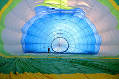 """inside"" - hot air balloons festival - Ferrara (G.hostbuster (Gigi)) Tags: hotairballoonsfestival feraa inside backlight silhouette ghostbuster"