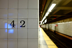 Signs of the NYC Subway 8 (andyfpp) Tags: fujifilm fuji x100t newyork newyorkcity subway 2016 signs symbols