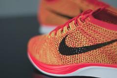 Nike Flyknit Racer (jeff. k) Tags: nike racer flaminghotcheetos flyknit flyknitracer