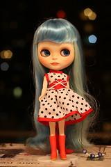 IMG_8195 (Emma Wolf) Tags: doll bjd customblythe obitsucustom classydoll dimdolllarina mystickids zinnadollmore
