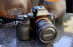 Sony A7R with Konica Hexanon AR 40mm F1.8 (Daniel Staaf Photography) Tags: camera lens sony gear konica 40mm hexanon 4018 a7r