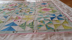 Basted but no idea how to quilt... any suggestions? (by niveas) Tags: