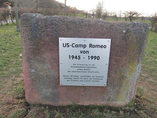 ehem. Observation Point Romeo nähe A4 bei Bosserode April 2015_005