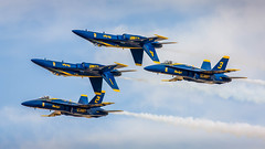 Half Inverted (jhooten1973) Tags: aircraft 2008 blueangels warbirds grandjunction grandjunctionairshow