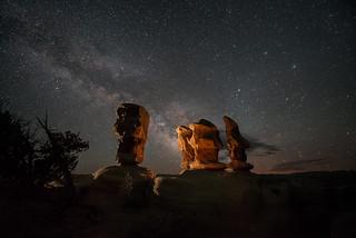 Easter Island in Utah