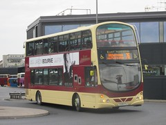 East Yorkshire 735 YX08FYJ Hull Interchange on 76 (1280x960) (dearingbuspix) Tags: eastyorkshire eyms paulsainsbury yx08fyj 735