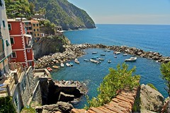 2016-07-04 at 14-03-05 (andreyshagin) Tags: riomaggiore italy architecture andrey shagin summer nikon d750 daylight trip travel town tradition beautiful