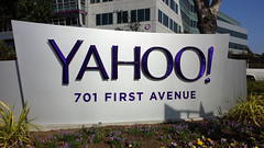 Yahoo will reportedly be acquired by Verizon in $4.8 billion deal (contfeed) Tags: yahoo verizon company mayer shareholders aol telecommunications front runner brightroll alibaba