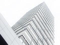 Minimal Tower (@ThetaState) Tags: linear modernist monochrome minimalist architecture canada ontario toronto