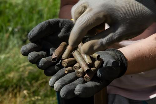 Exhumación en El Pando (León) (4)
