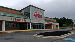 Gavigan's Home Furnishings (SchuminWeb) Tags: schuminweb ben schumin web june 2016 maryland md anne arundel county annearundel glen burnie glenburnie gavigans weis converted building buildings furniture store home furnishings showroom show room markets grocery stores conversion repurposed former