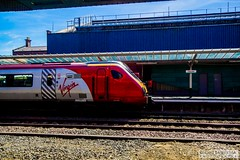 ChesterRailStation2016.07.14-17 (Robert Mann MA Photography) Tags: city summer station architecture train nightscape cheshire cities railway trains chester railwaystation trainstation thursday railways citycentre nightscapes trainstations railstation virgintrains 2016 chesterstation railstations arrivatrainswales class175 class221 supervoyager chestercitycentre class221supervoyager chesterrailstation 14thjuly2016