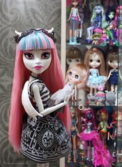 My Doll Room (PruchanunR.) Tags: monster high dolls room rochelle goyle dollroom