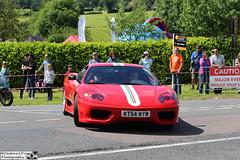 2004 Ferrari 360 Modena Challenge Stradale (cerbera15) Tags: sharnbrook hotel italian car bike day 2016 ferrari 360 modena challenge stradale