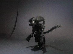 there's something on this ship (JJ Customs) Tags: lego jj customs alien xenomorph figure