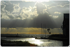 Usedom  (M.A.K.photo) Tags: usedom ckeritz balticsea germany deutschland wolken wetter achterwasser clouds nikon nikkor1870mm mecklenburgvorpommern mecklenburg vorpommern inselusedom september heliopanzirkular