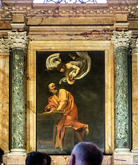 2016-07 Italy Rome 0028 (lmirante) Tags: caravaggio chiesadisanfrancese italy rome